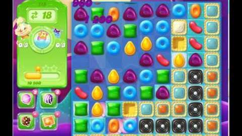 Candy Crush Jelly Saga Level 115-0