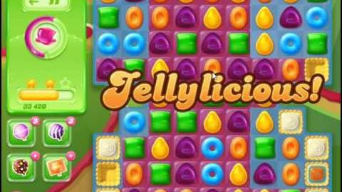 Candy Crush Jelly Saga Level 83 Hard Level NO BOOSTER