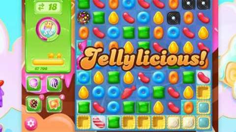 Candy crush jelly saga level 602