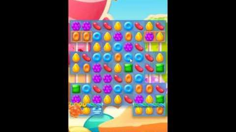 Candy Crush Jelly Saga Level 208 - NO BOOSTERS