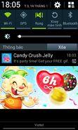 Free Gift notification 4