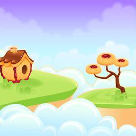 Wakey Bakey Village background