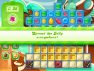 Jelly level intro