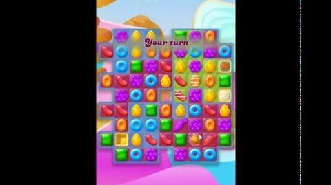 Candy Crush Jelly Saga Level 123 No Boosters