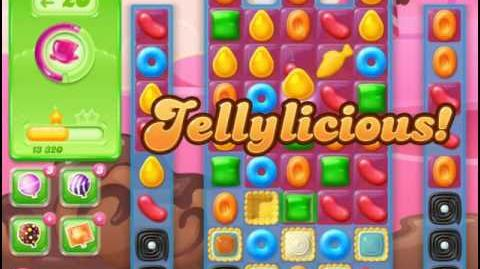 Candy Crush Jelly Saga Level 62 NO BOOSTER