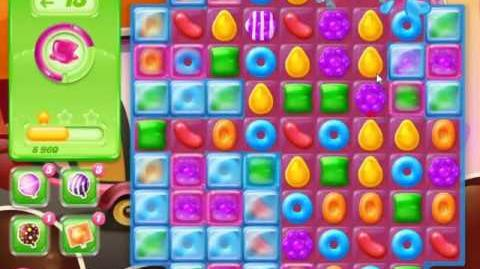Candy Crush Jelly Saga Level 392 - NO BOOSTERS