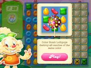 Color Bomb Lollipop Hammer instruction 5