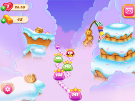 Ice Cream Alps Map 3