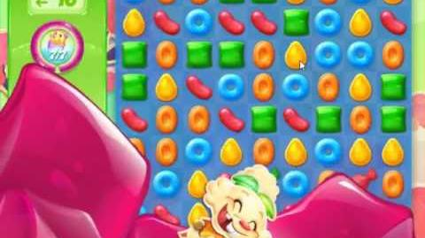 Candy Crush Jelly Saga Level 362 - NO BOOSTERS