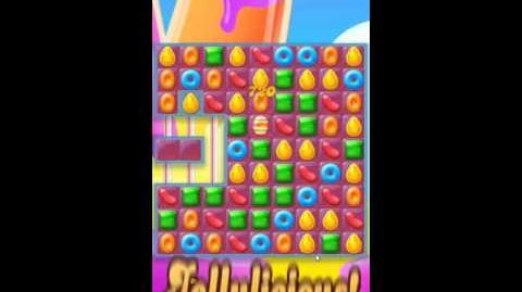 Candy Crush Jelly Saga Level 200 No Boosters