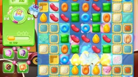Candy Crush Jelly Saga Level 391 - NO BOOSTERS