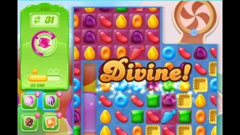 Candy Crush Jelly Saga Level 458 - Version 2