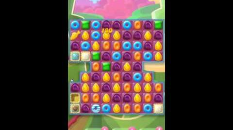 Candy Crush Jelly Saga Level 83 New No Boosters