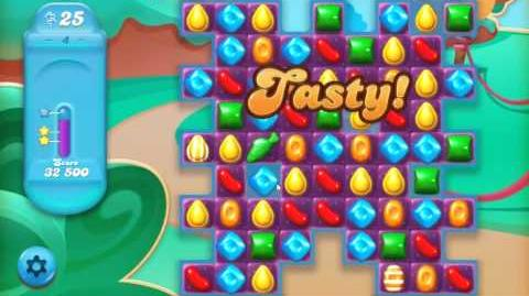 Candy Crush Jelly Saga Level 4