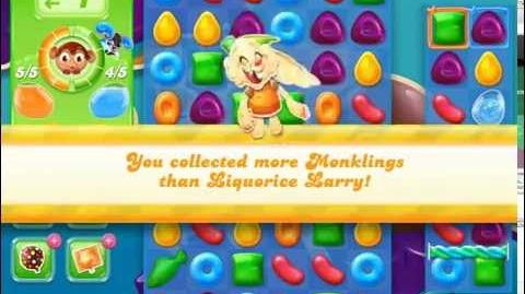 Candy Crush Jelly Saga Level 431 (3 star, No boosters)