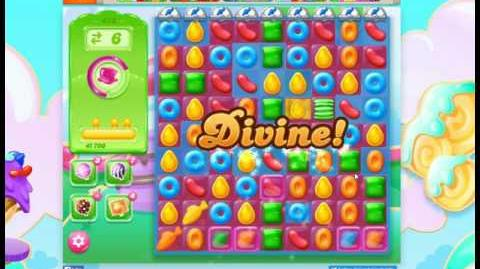 Candy Crush Jelly Saga Level 478 No Booster 3 Stars (24 moves)