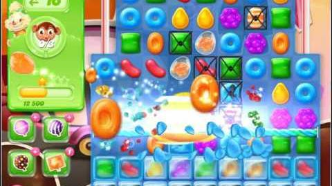 Candy Crush Jelly Saga Level 385 ★★★