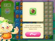 Color Bomb Lollipop Hammer instruction 1