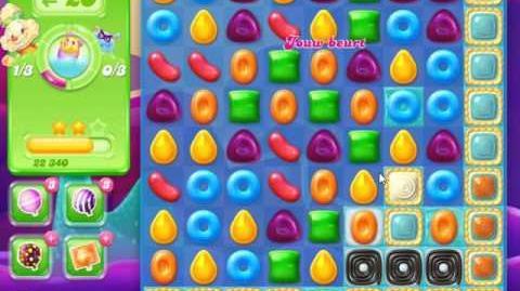 Candy Crush Jelly Saga Level 115
