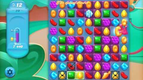 Candy Crush Jelly Saga Level 20