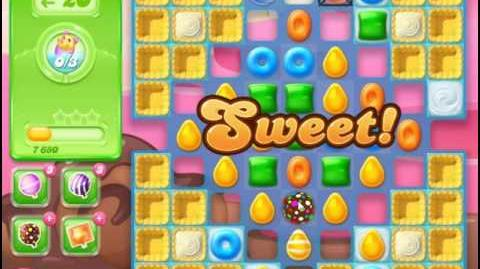 Candy Crush Jelly Saga Level 77 NO BOOSTER