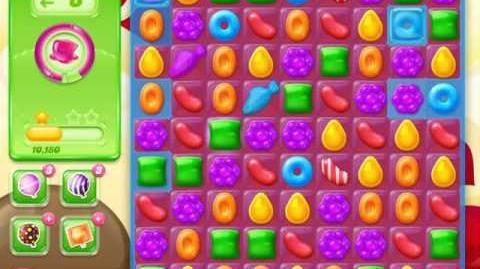 Candy Crush Jelly Saga Level 322