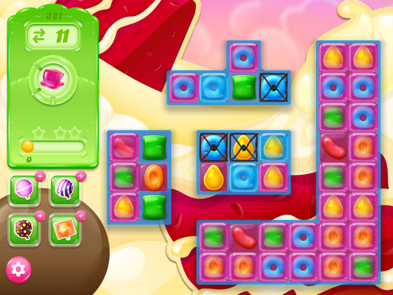 Candy crush jelly 974