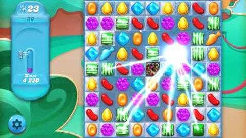 Candy Crush Jelly Saga Level 30