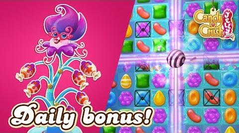 Candy Crush Jelly Saga Daily Bonus Guide