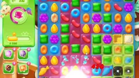 Candy Crush Jelly Saga Level 356 - NO BOOSTERS