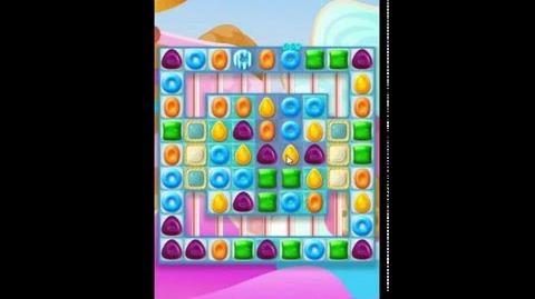 Candy Crush Jelly Saga Level 129 No Boosters