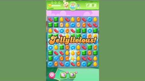 Candy Crush Jelly Saga Level 22 (Version 2)