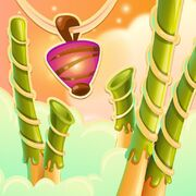 Sweet Bamboo Festival background