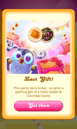 Free Gift Coloring candy Color bomb Jelly Queen's party 7