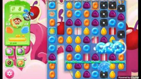 Candy Crush Jelly Saga Leve 640