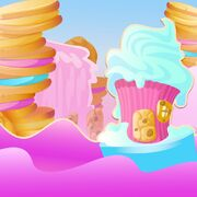 Cookie Falls background