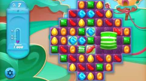 Candy Crush Jelly Saga Level 6-0