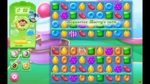 Candy Crush Jelly Saga - Level 464 (Version 2)