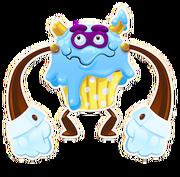 Cupcake carl neutral