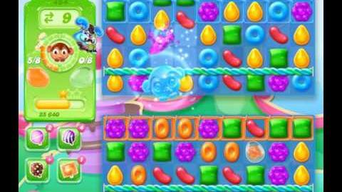 Candy Crush Jelly Saga Level 464 (26 moves)