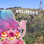 JellyQueen in Hollywood