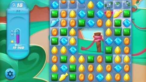 Candy Crush Jelly Saga Level 32