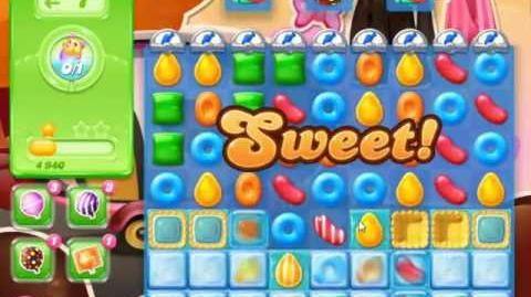 Candy Crush Jelly Saga Level 399 - NO BOOSTERS
