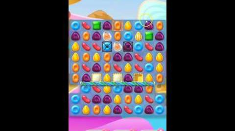 Candy Crush Jelly Saga Level 131 No Boosters