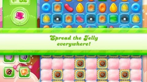 Candy Crush Jelly Saga Level 891 (3 star, No boosters)