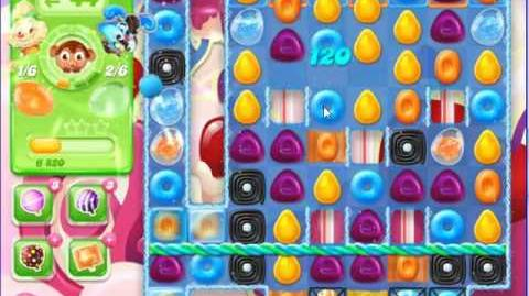 Candy Crush Saga Jelly Level 640 (V
