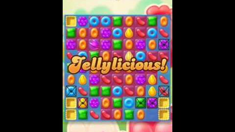 Candy Crush Jelly Level 270 (2nd Version)