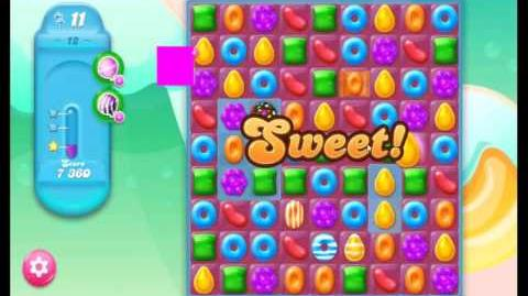Candy Crush Jelly Saga Level 12 NEW (1st revision)