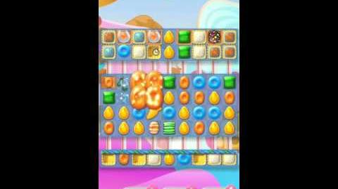 Candy Crush Jelly Saga Level 140 No Boosters