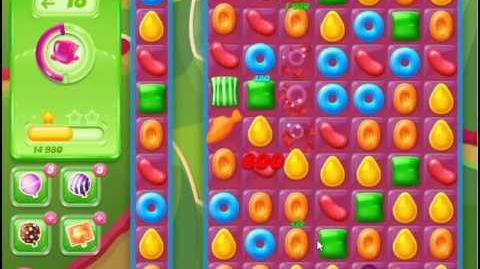 Candy Crush Jelly Saga Level 89 NO BOOSTER